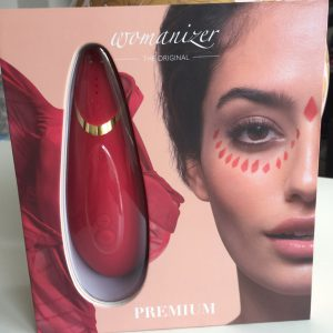unboxing womanizer premium rood
