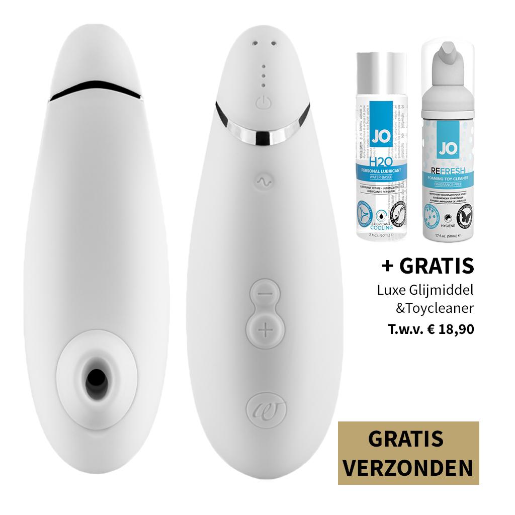 Womanizer Premium – Wit