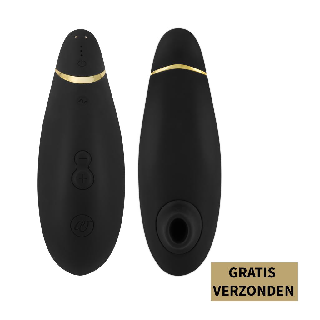 Womanizer Premium – Zwart