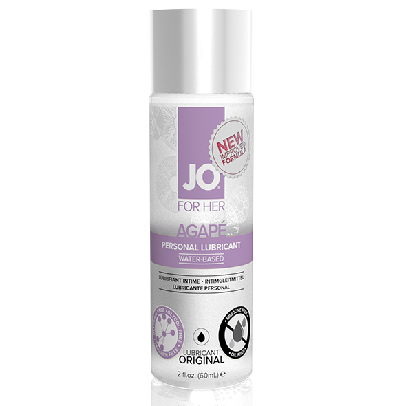 System Jo – For Her Agape Glijmiddel 60ML